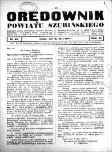 Orędownik powiatu Szubińskiego 1934.07.18 R.15 nr 56