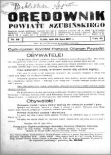 Orędownik powiatu Szubińskiego 1934.07.28 R.15 nr 59