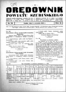 Orędownik powiatu Szubińskiego 1934.09.05 R.15 nr 70