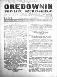 Orędownik powiatu Szubińskiego 1934.09.15 R.15 nr 73