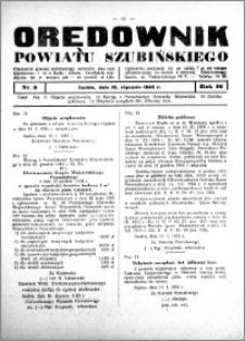 Orędownik powiatu Szubińskiego 1935.01.19 R.16 nr 5