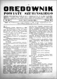 Orędownik powiatu Szubińskiego 1935.04.03 R.16 nr 26
