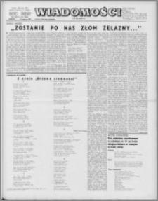 Wiadomości, R. 26 nr 24 (1315), 1971