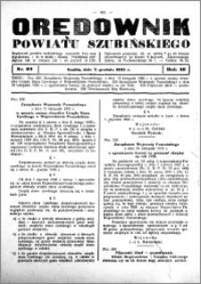 Orędownik powiatu Szubińskiego 1935.12.07 R.16 nr 97