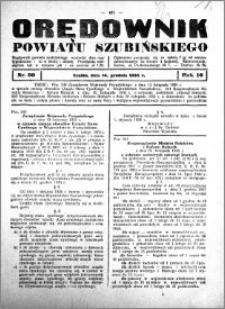 Orędownik powiatu Szubińskiego 1935.12.14 R.16 nr 99