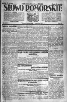 Słowo Pomorskie 1925.06.03 R.5 nr 127