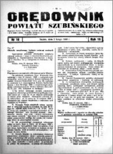 Orędownik powiatu Szubińskiego 1938.02.02 R.19 nr 10