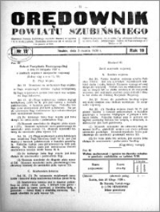 Orędownik powiatu Szubińskiego 1938.03.05 R.19 nr 19