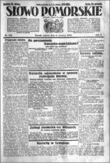Słowo Pomorskie 1925.06.06 R.5 nr 130