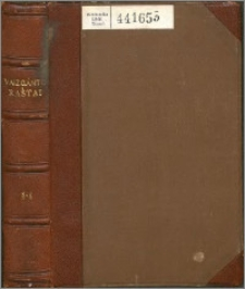 Steigiamajame Kaune 1920-21 m [T. 3]