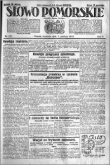 Słowo Pomorskie 1925.06.07 R.5 nr 131