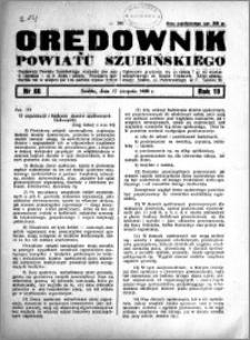 Orędownik powiatu Szubińskiego 1938.08.17 R.19 nr 66