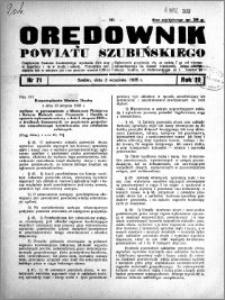 Orędownik powiatu Szubińskiego 1938.09.03 R.19 nr 71
