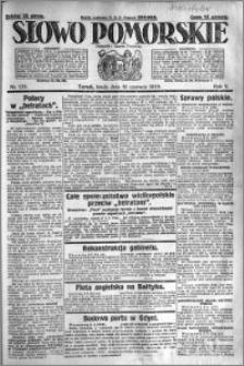 Słowo Pomorskie 1925.06.10 R.5 nr 133