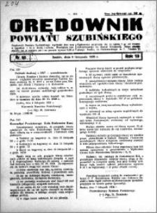 Orędownik powiatu Szubińskiego 1938.11.09 R.19 nr 90