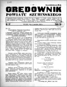 Orędownik powiatu Szubińskiego 1938.12.03 R.19 nr 97