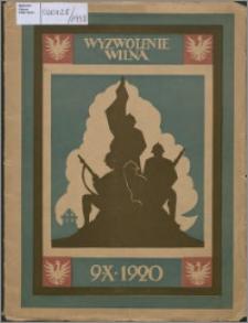Rocznik Federacji Polskich Związków Obrońców Ojczyzny Województwa Wileńskiego, 1938 R. 2