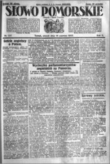 Słowo Pomorskie 1925.06.16 R.5 nr 137