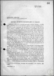 Optyka atomowo-molekularna w Polsce