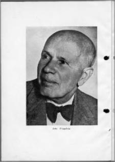 Peter Pringsheim (na 80. rocznice Jego urodzin, 19 marca 1961)