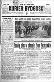 Kurjer Bydgoski 1935.01.01 R.14 nr 1