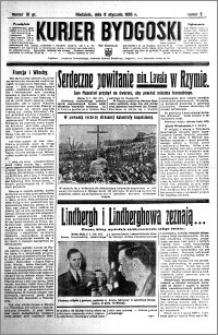 Kurjer Bydgoski 1935.01.06 R.14 nr 5