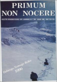Primum Non Nocere 1996 nr 1