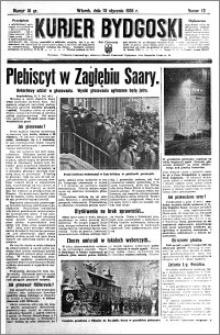 Kurjer Bydgoski 1935.01.15 R.14 nr 12