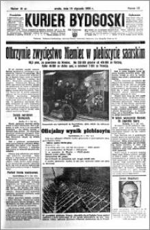Kurjer Bydgoski 1935.01.16 R.14 nr 13