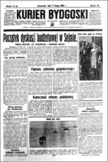 Kurjer Bydgoski 1935.02.07 R.14 nr 31