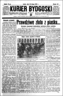 Kurjer Bydgoski 1935.02.20 R.14 nr 42