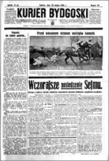 Kurjer Bydgoski 1935.02.23 R.14 nr 45