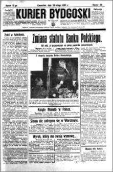 Kurjer Bydgoski 1935.02.28 R.14 nr 49