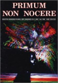 Primum Non Nocere 1996 nr 2