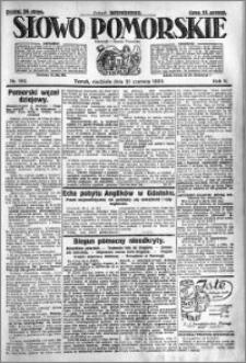 Słowo Pomorskie 1925.06.21 R.5 nr 142