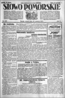 Słowo Pomorskie 1925.06.23 R.5 nr 143