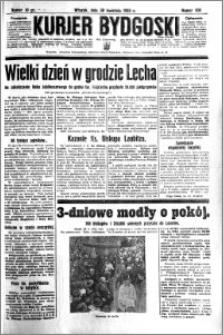 Kurjer Bydgoski 1935.04.30 R.14 nr 100
