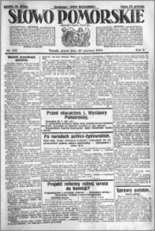 Słowo Pomorskie 1925.06.26 R.5 nr 146