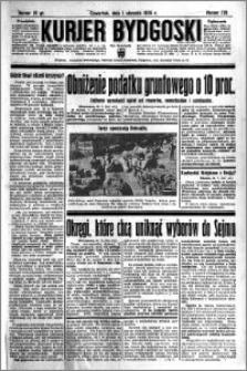 Kurjer Bydgoski 1935.08.01 R.14 nr 176