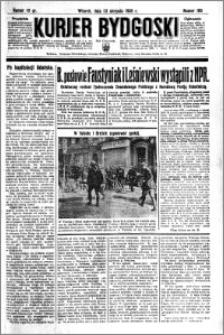 Kurjer Bydgoski 1935.08.13 R.14 nr 186