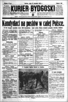Kurjer Bydgoski 1935.08.17 R.14 nr 189