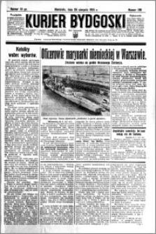 Kurjer Bydgoski 1935.08.25 R.14 nr 196