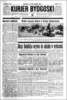 Kurjer Bydgoski 1935.08.29 R.14 nr 199