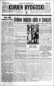 Kurjer Bydgoski 1935.08.31 R.14 nr 201