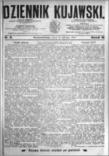 Dziennik Kujawski 1895.01.23 R.3 nr 19