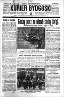 Kurjer Bydgoski 1935.09.01 R.14 nr 202