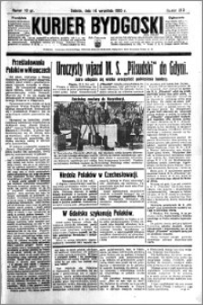 Kurjer Bydgoski 1935.09.14 R.14 nr 213