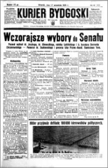 Kurjer Bydgoski 1935.09.17 R.14 nr 215
