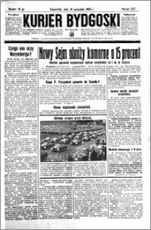 Kurjer Bydgoski 1935.09.19 R.14 nr 217