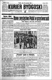 Kurjer Bydgoski 1935.09.20 R.14 nr 218